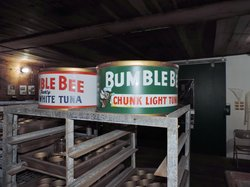 Bumble Bee Cannery Museum