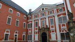 The Broumov Monastery