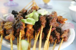 Satay Willy at Ramal Food Junction