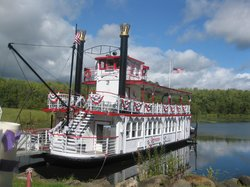 Princess Kay Paddlewheel Dinner Boat