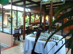 Restaurant El Jardin San Jose