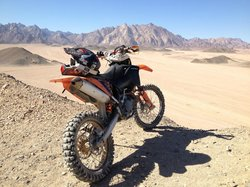 Bike Egypt - Extreme Desert Adventure