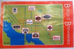 Ballard Nano-Brewery Beer Walk