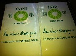 Jade Kopi Tiam