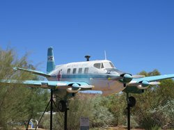 Central Australia Aviation Museum