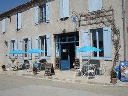 Le Petit Café Bleu