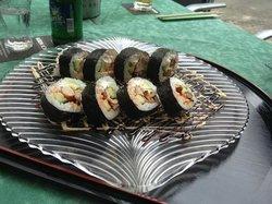 die besten Sushi die wir gegessen haben