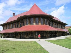 Hamlet Depot and Museum