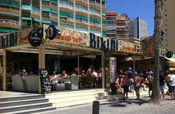 Bikini Beach Bar - Benidorm