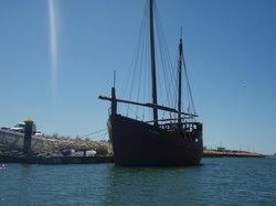 Pirate Ship at Lagos