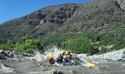 Rutavertical Rafting - Cajon del Maipo