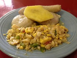 Jah Love Caribbean Restaurant