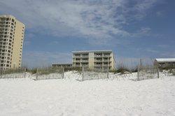facing hotel on the beach