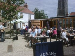 Adnams Cellar & Kitchen Cafe