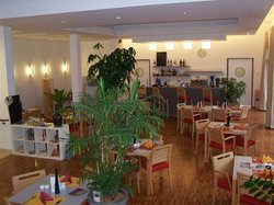 Ligue HMC Restaurant beim Goldknapp