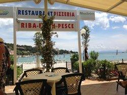 Riba restaurant pizzeria