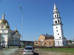 Leaning Tower of Nevyansk