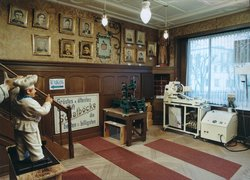 Schafbock- und Lebkuchenmuseum Goldapfel