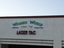 Wazees World Laser Tag