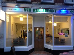 Ash restaurant exmouth