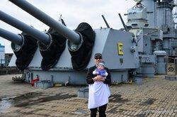 USS Salem & United States Naval Shipbuilding Museum