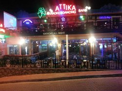 Attika Cocktail and Food Bar