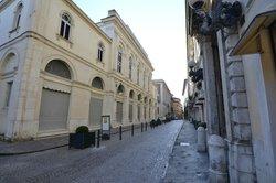 Teatro Flavio Vespasiano