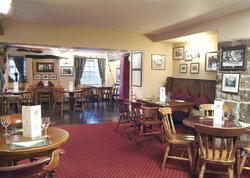 Restaurant at The Chequers Inn