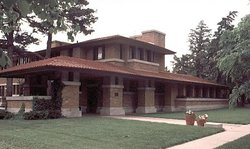 Frank Lloyd Wright's Allen House