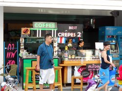 Best Crepes Samui