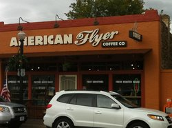 American flyer coffee