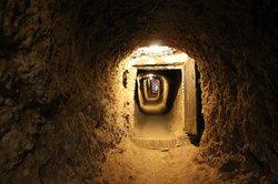 Rigareh Underground Water Mill
