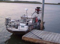 Flounder Gigging Charters