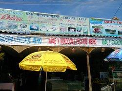 Bar-Restaurant Coconut Leaf