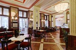 Cafe-Restaurant Quisisana Palace
