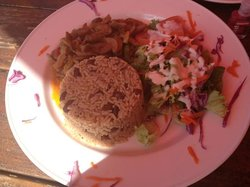 Caribbean Creole Food