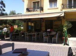 Carte Postale Cafe Restaurant