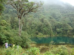 Juan Castro Blanco National Park