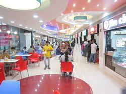 City Food Crystal Mall Rajkot