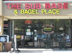 The Sub Base & Bagel Place