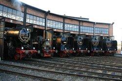 Eisenbahnmuseum Bw Dresden-Altstadt