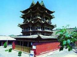陕西西安市东岳庙