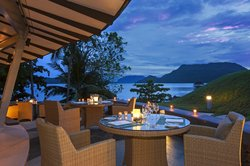 Tide Restaurant - The Westin Langkawi Resort & Spa