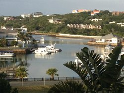 Dockside Guest house - view