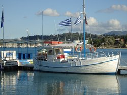Spiros boat trip