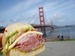Mr Pickles Sandwich Shop