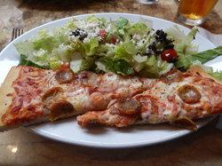 Pomodoro Gourmet Pizza & Pasta
