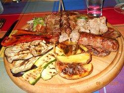 I piaceri della carne