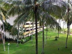 hotel compound