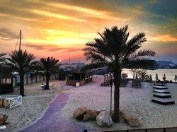 Barasti Sunset